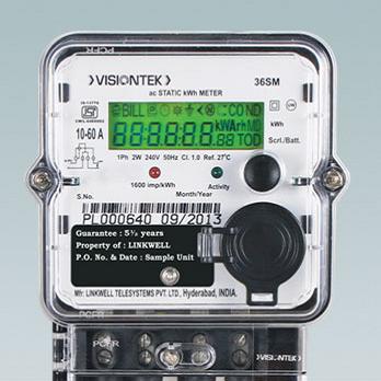 Types of Energy Meter